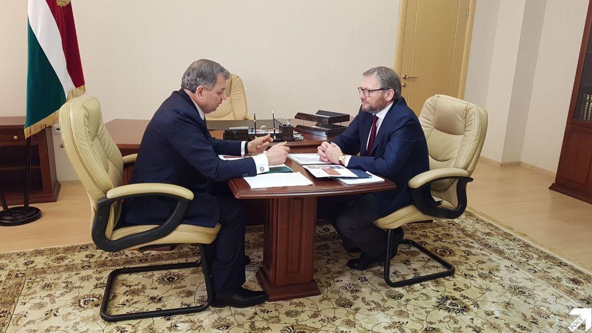 Титов предложил сделать нулевым налог на новое оборудование на первые три года