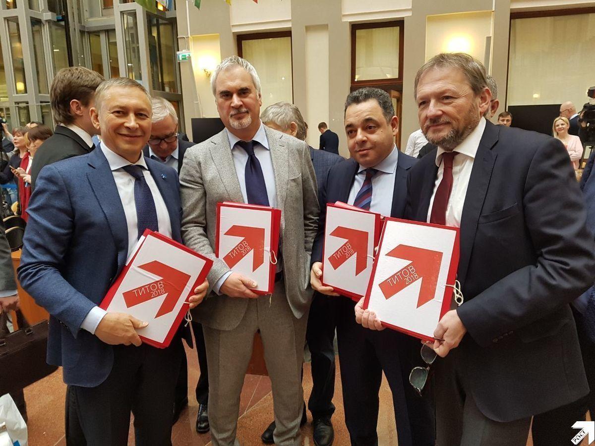 ЦИК зарегистрирует Бориса Титова кандидатом в Президенты России
