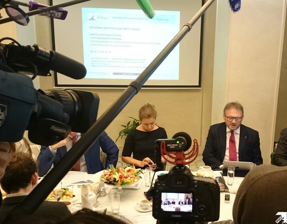Борис Титов предложил взимать пенсионные взносы не только с зарплат, но и с дивидендов выше 1 млн. руб. в месяц