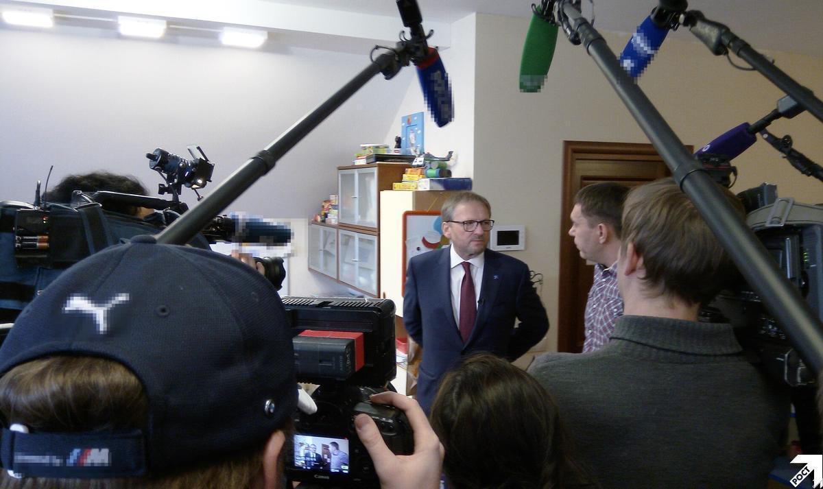 Борис Титов пообещал преследование по статье 169 УК силовикам, которые полтора года мешали работе частного детского садика