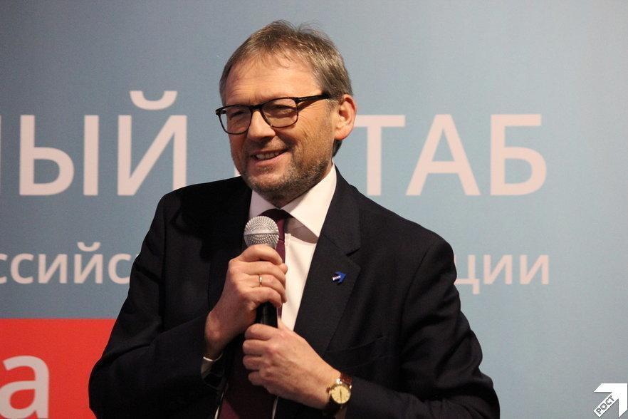 Борис Титов предложил противопоставить нечистым на руку силовикам
